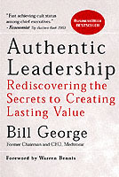 Authentic Leadership av Bill George (Heftet)