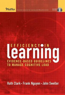 Efficiency in Learning av Ruth C. Clark, Frank Nguyen og John Sweller (Innbundet)