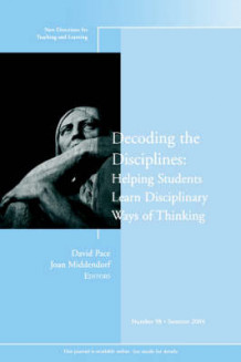 Decoding the Disciplines Summer 2004 (Heftet)