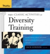 Omslag - Pfeiffer's Classic Activities for Diversity Training