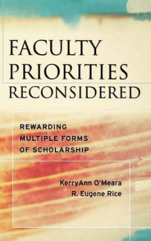 Faculty Priorities Reconsidered (Innbundet)