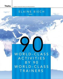 90 World-class Activities by 90 World-class Trainers (Heftet)