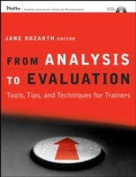 From Analysis to Evaluation av Jane Bozarth (Heftet)