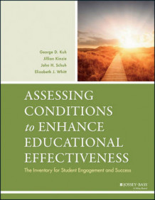 Assessing Conditions for Student Success av George D. Kuh, Jillian Kinzie, John H. Schuh og Elizabeth J. Whitt (Heftet)