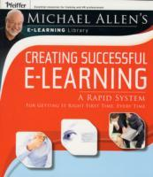Creating Successful e-Learning: Rapid Prototyping av Michael W. Allen (Heftet)