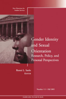 Gender Identity and Sexual Orientation (Heftet)
