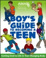 American Medical Association Boy's Guide to Becoming a Teen av American Medical Association og Kate Gruenwald Pfeifer (Heftet)