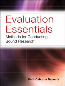 Evaluation Essentials av Beth Osborne Daponte (Heftet)