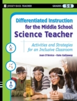 Differentiated Instruction for the Middle School Science Teacher av Joan D'Amico, Kate Gallaway og Karen Eich Drummond (Heftet)