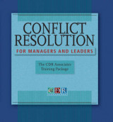 Omslag - Conflict Resolution for Managers and Leaders