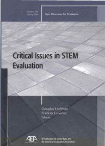 Critical Issues in STEM Evaluation (Heftet)