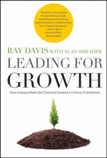 Leading for Growth av Raymond P. Davis og Alan Shrader (Innbundet)