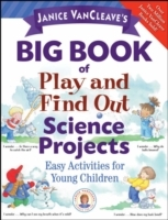 Janice VanCleave's Big Book of Play and Find Out Science Projects av Janice VanCleave (Heftet)