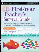 First Year Teacher's Survival Guide: Ready-To-Use Strategies, Tools Activi av Julia G. Thompson (Heftet)