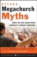Beyond Megachurch Myths av Scott Thumma og Dave Travis (Innbundet)