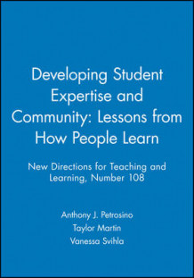 Developing Student Expertise and Community (Heftet)