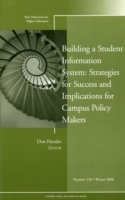 Building a Student Information System Strategies for Success and Implicatio av HE og Editor:Don Hossler (Heftet)