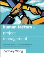Human Factors in Project Management av Zachary Wong (Innbundet)