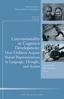 Conventionality in Cognitive Development (Heftet)