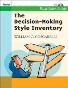 The Decision-Making Inventory av William C. Coscarelli (Heftet)
