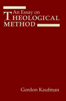 An Essay on Theological Method av Gordon D. Kaufman (Heftet)
