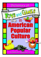 Dictionary of Toys and Games in American Popular Culture av Augustyn, Frank Hoffmann og Martin J Manning (Heftet)
