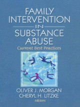 Omslag - Family Interventions in Substance Abuse