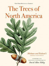 The Trees of North America (Innbundet)