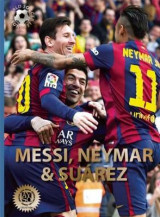 Omslag - Messi, Neymar, and Suarez