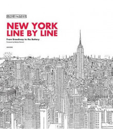 New York Line by Line av Robinson (Innbundet)