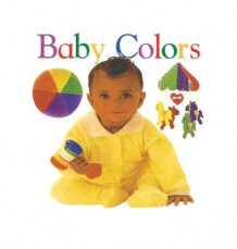 Baby Colors av Dorling Kindersley Publishing, DK Publishing og DK (Pappbok)
