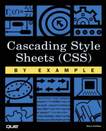Cascading Style Sheets by Example av S. Callihan (Heftet)
