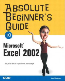 Absolute Beginner's Guide to Microsoft Excel 2002 av Joe E. Kraynak (Heftet)