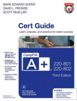 Omslag - CompTIA A+ 220-801 and 220-802 Authorized Cert Guide