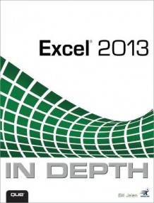 Excel 2013 In Depth av Bill Jelen (Heftet)