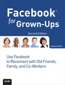Facebook for Grown-Ups av Michael R. Miller (Heftet)