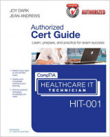 Omslag - CompTIA Healthcare IT Technician Hit-001 Cert Guide