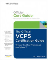 Omslag - The Official VCP5 Certification Guide