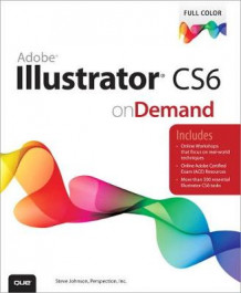 Adobe Illustrator CS6 on Demand av Inc. Perspection og Steve Johnson (Heftet)