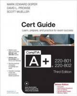 Omslag - CompTIA A+ 220-801 and 220-802 Cert Guide