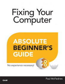 Fixing Your Computer Absolute Beginner's Guide av Paul McFedries (Heftet)