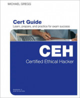 Omslag - Certified Ethical Hacker (CEH) Cert Guide