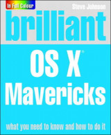 Omslag - Brilliant OS X Mavericks