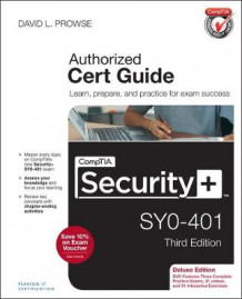CompTIA Security+ SY0-401 Cert Guide av David L. Prowse (Blandet mediaprodukt)