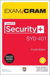 Omslag - CompTIA Security+ SYO-401 Exam Cram