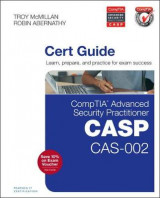 Omslag - CompTIA Advanced Security Practitioner (CASP) CAS-002 Cert Guide