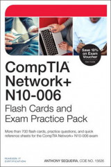 Omslag - CompTIA Network+ N10-006 Flash Cards and Exam Practice Pack