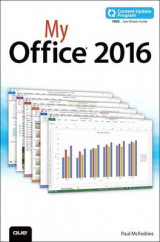 Omslag - My Office 2016: Includes Content Update Program