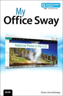 My Office Sway (includes Content Update Program) av Patrice-Anne Rutledge (Heftet)