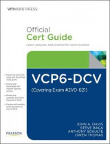 Omslag - VCP6-DCV Official Cert Guide (Covering Exam #2VO-621)